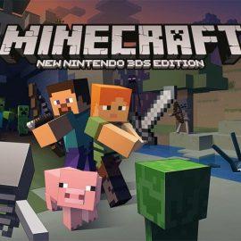 Desvelados más detalles de Minecraft: New Nintendo 3DS Edition
