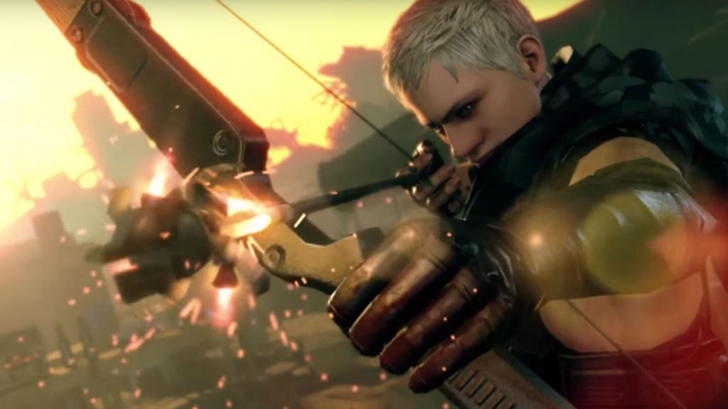 Konami habla sobre la historia de Metal Gear Survive