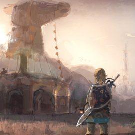Zelda: Breath of the Wild, mejor juego del año 2017