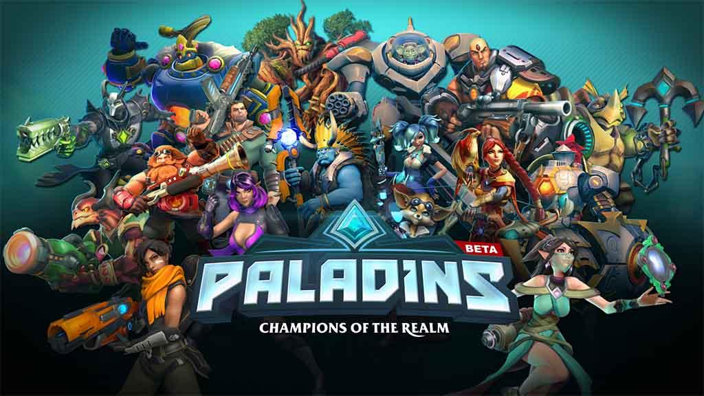 Paladins ya cuenta con juego cruzado en PC, Xbox One y Switch