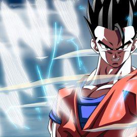 Bandai Namco presenta a Gohan adulto en Dragon Ball Fighter Z