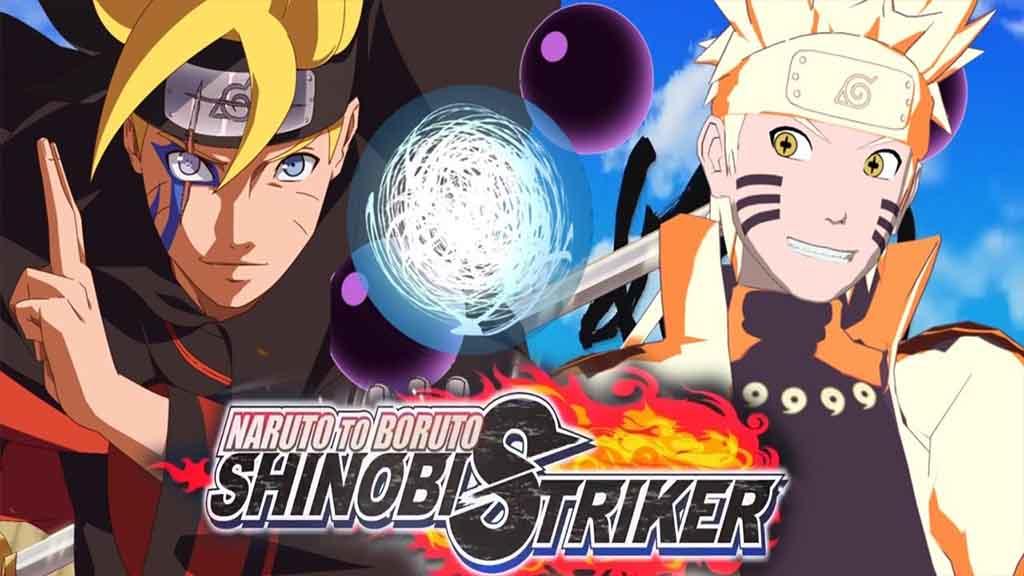 Naruto to Boruto Shinobi Striker anuncia Beta cerrada en PS4