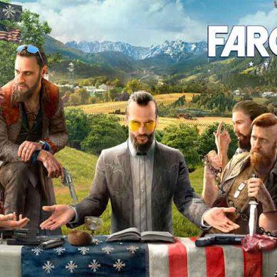 Ya tenemos fecha para el DLC Perdido en Marte para Far Cry 5