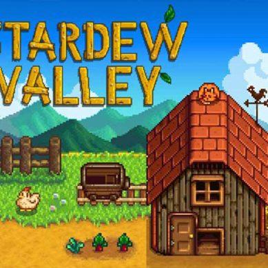 El modo multijugador de Stardew Valley llegará el 1 de agosto