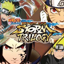 [Act.] Anunciado Naruto Shippuden Ultimate Ninja Storm Trilogy para Nintendo Switch
