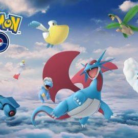 Pokémon GO se actualiza a la versión 0.93.3