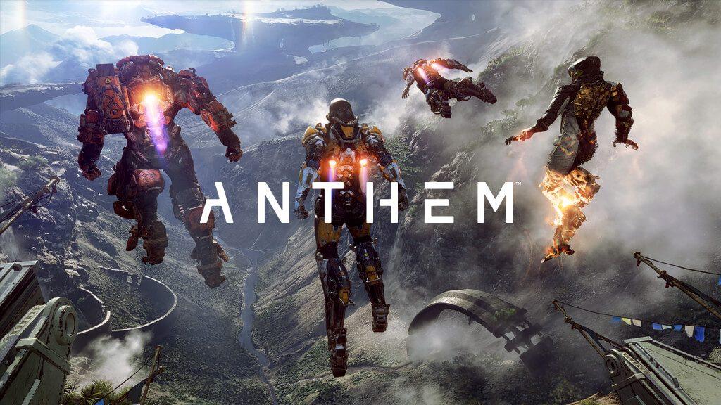 Bioware ofrece el gameplay oficial de Anthem visto en el E3 2018
