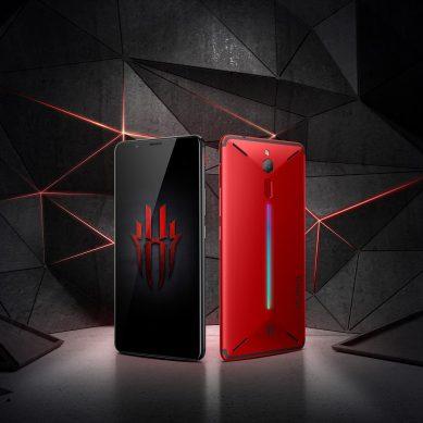 Se presenta nuevo smartphone para el gaming, Nubia Red Magic