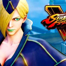 Falke es la nueva luchadora Street Fighter V: Arcade Edition