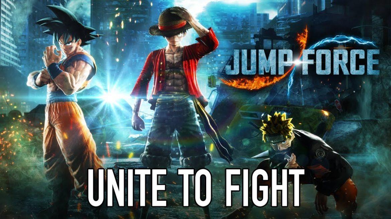Bandai Namco presenta nuevo juego, Jump Force