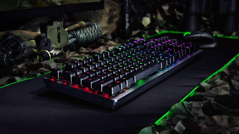 Razer presenta su nueva gama de teclados, Razer Huntsman Elite