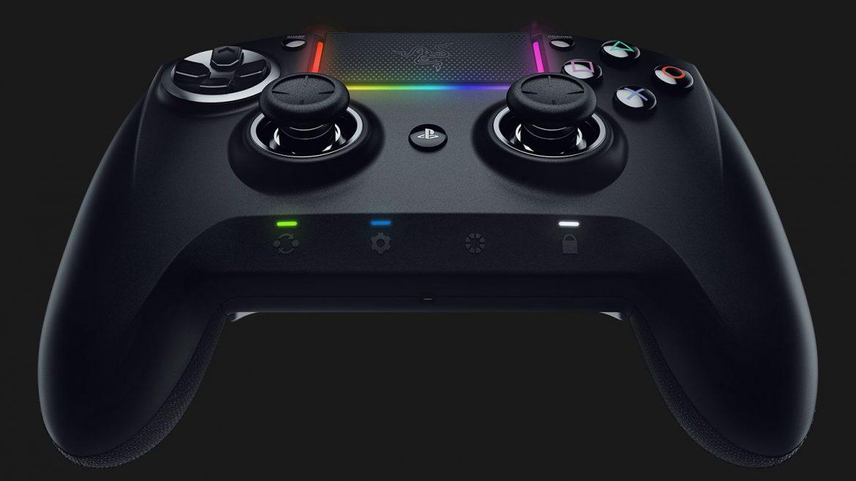 Razer presenta la nueva revisión de Raiju para PlayStation 4