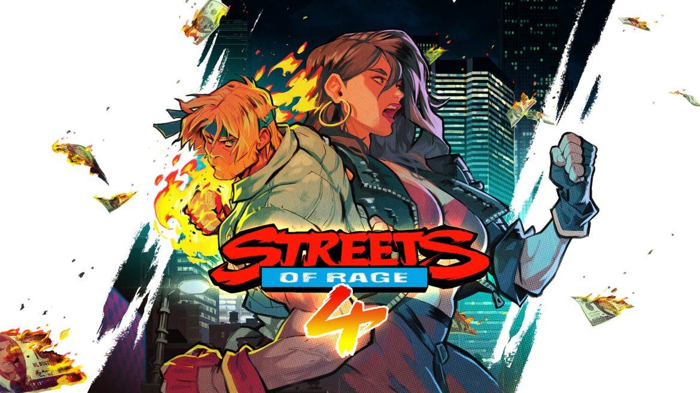 ¡Es oficial! DotEmu muestra los primeros detalles de Street of Rage 4