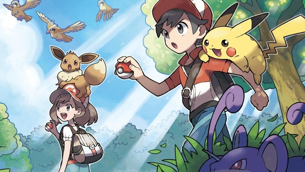 GUÍA | Consigue todas las MT de Pokémon Let's GO Pikachu e Eevee