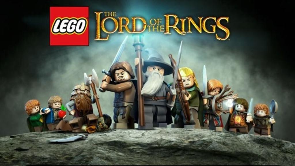 ¡Consigue GRATIS LEGO: El Señor de los Anillos para Steam!