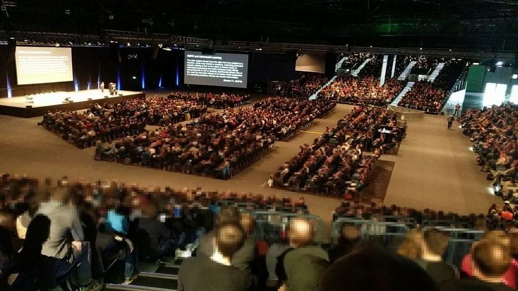 Da comienzo el 35C3, la conferencia anual de hackers