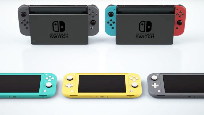 Nintendo presenta nueva plataforma, Nintendo Switch Lite