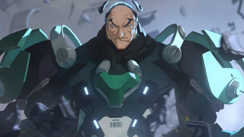 Conoce todo sobre el héroe número 31 de Overwatch, Sigma