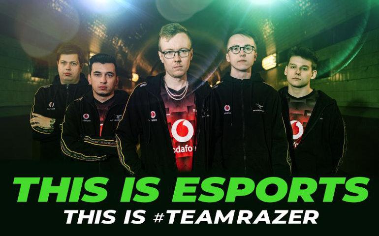 Mouesports se une al Team Razer en una nueva alianza